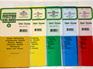 "Evergreen 9904 Yellow Transparent Sheet .010""x6""x12"" 2 Sheets"