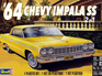Revell 1/25 1964 Chevy Impala SS (2 'n 1)