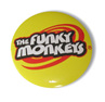 Funky Monkey Badge