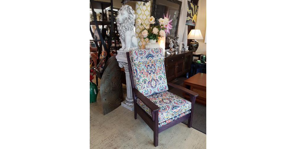 Morefield High Back Chair