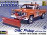Revell 1/24 GMC® Pickup w/ Snow Plow