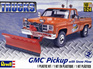 Revell 1/24 GMC® Pickup w/ Snow Plow