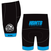 Hawkes Bay MTB Club Cycle Shorts