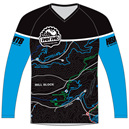 Hawkes Bay MTB Club Kids MTB Jersey