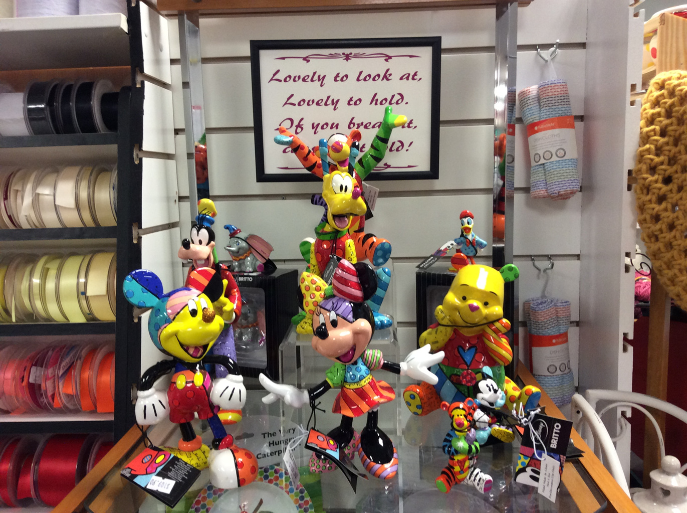 Disney Britto Ornaments
