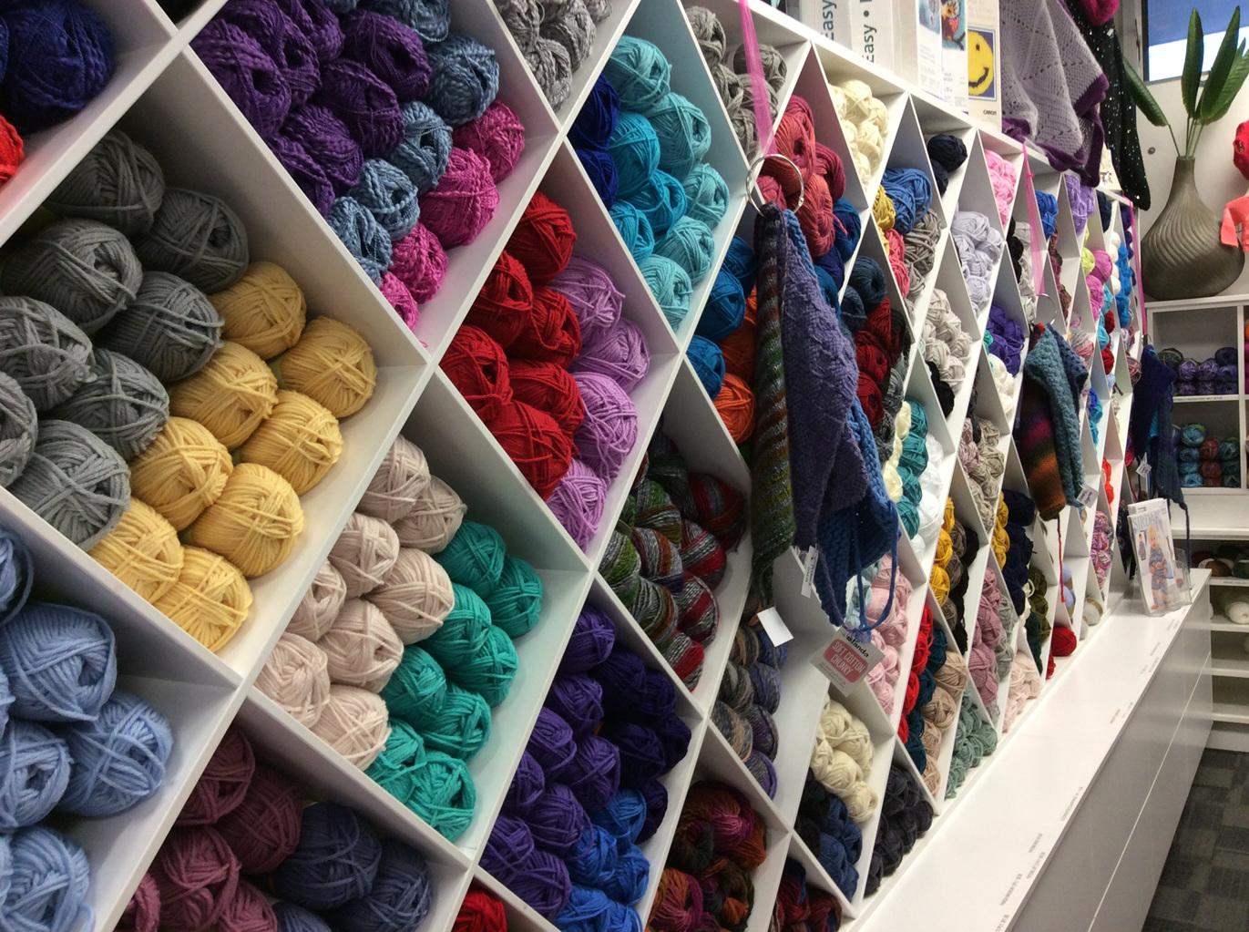Yarn - Merino, Wool, Alpaca