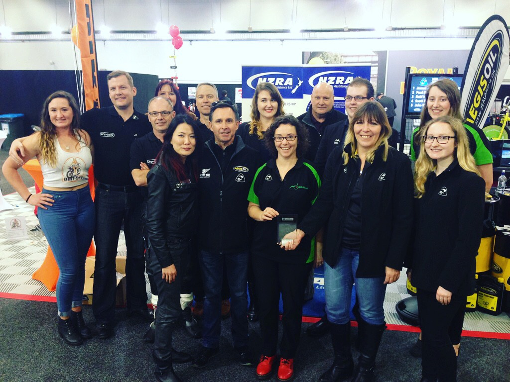 Buy NZ Made stand exhibitors at the CRC Speedshow