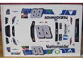 MPR Nationwide Dale Earnhardt Jr 2017 Decals