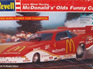 Revell 1/24 McDonalds Olds Funny Car