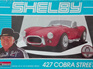 Monogram 1/24 Shelby 427 Cobra Street