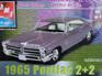 AMT 1/25 1965 Pontiac 2+2