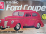 AMT 1/25 1939/40 Ford Coupe