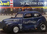 Revell 1/25 50 Austin Coupe