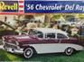 Revell 1/25 56 Chevrolet Del Ray