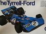 Entex 1/25 Tyrrell Ford