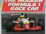The Modern Formula 1 Race Car by Nigel Macknight