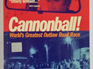 Cannonball! World's Greatest Outlaw Road Race by Brock Yates
