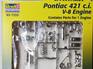 Revell 1/25 Parts Pack - Pontiac 421ci Engine