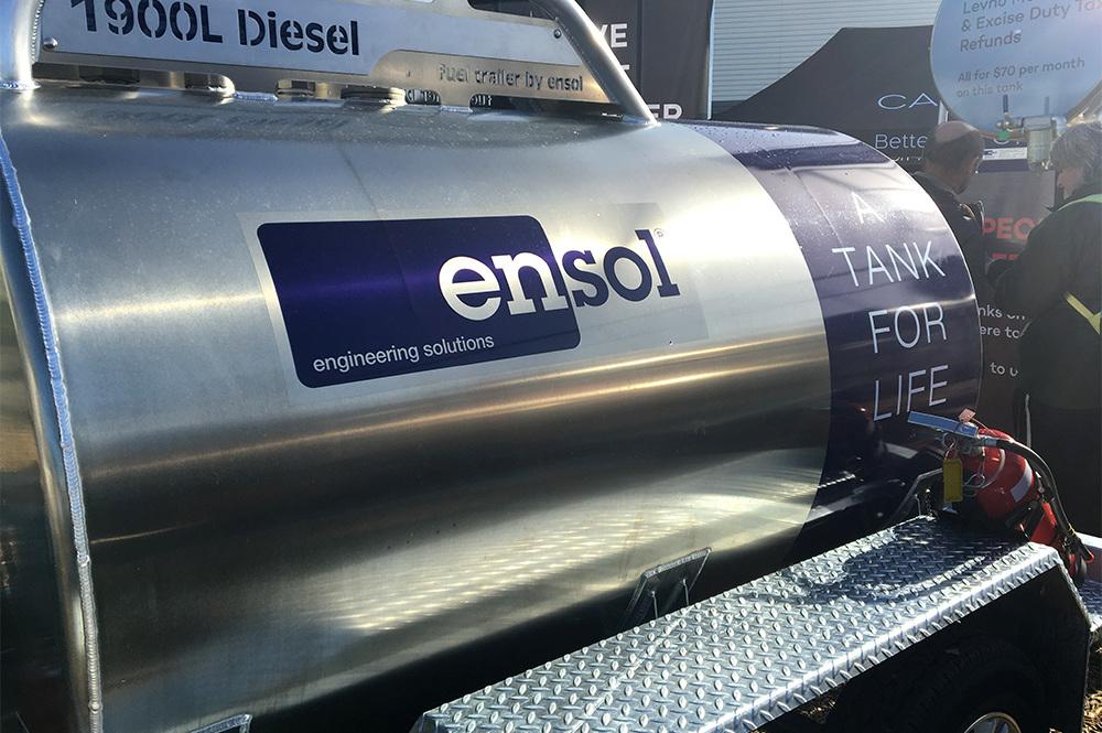Ensol Fuel Tanks