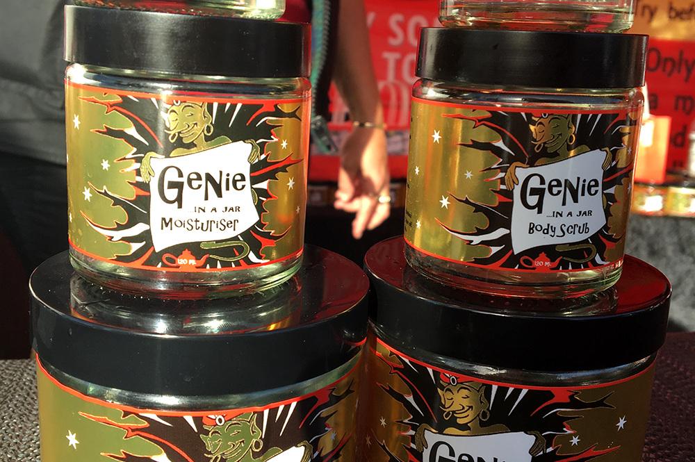 Genie In a Jar