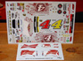 Powerslide 2014-15 Kevin Harvick Busweiser Chevy SS Nascar Decals