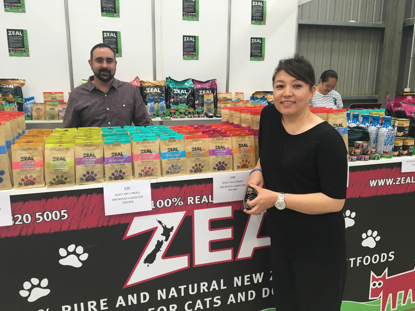 Zeal - 100% natural, NZ made pet food