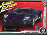 AMT 1/25 Johnny Lightning 2005 Ford GT
