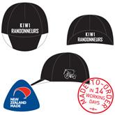 Kiwi Randonneurs Cycling Cap