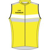 Kiwi Randonneurs Yellow Vest