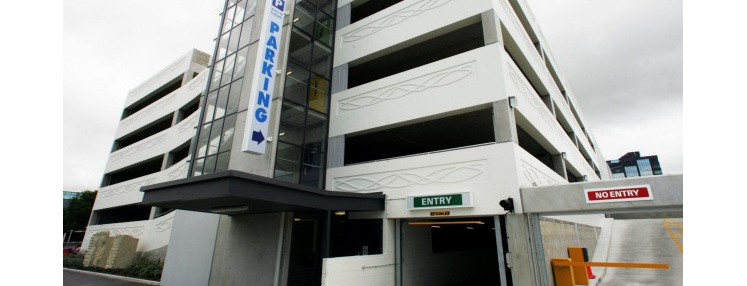 Knox Street Car Park Building