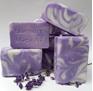 Lavender - Shea Butter - Handmade Soap