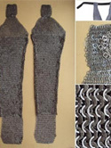 Mail 5 - 12th - 14th Century Maille Chausses (leggings)
