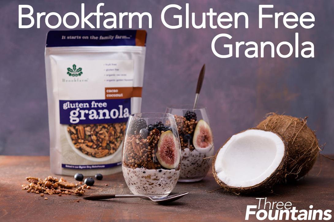 Brookfarm Gluten Free Granola