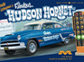 Moebius 1/25 Matty Winspur's 1954 Hudson Hornet Junior Stock Class Racer
