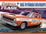 "Moebius 1/25 Butch Leal's 1965 Plymouth Belvedere Sedan ""California Flash"" A-990"