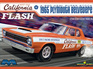 "Moebius 1/25 Butch Leal's 1965 Plymouth Belvedere Sedan ""California Flash"" A-990"