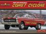 Moebius/Model King 1/25 Dyno Don Nicholson's 1965 A/FX Mercury Comet Cyclone