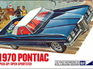 MPC 1/25 1970 Pontiac Bonneville Convertible (2 'n 1) Open Sportster or Pickup