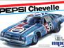 MPC 1/25 Pepsi 1975 Chevy Chevelle Stock Car