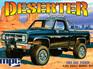"MPC 1/25 1984 GMC Pickup ""Deserter"""