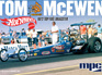 MPC 1/25 McEwen 72 Rear Engine Dragster