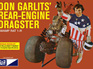 MPC 1/25 Don Garlits Swamp Rat 14 Rail Dragster