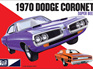 MPC 1/25 1970 Dodge Super Bee