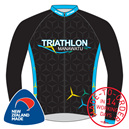 Manawatu Tri Club Hydrotex  Shell Jacket