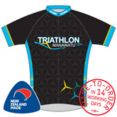 Manawatu Tri Club Cycle Jersey