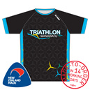 Manawatu Tri Club Coolmesh Tee