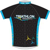 Manawatu Tri Club Cycle Jersey
