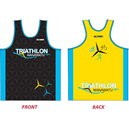 Manawatu Tri Club Coolmesh Running Singlet