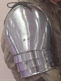 Plate 9 - Mid/Late 14th Century Spaulders