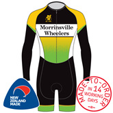 Morrinsville Wheelers Speedsuit